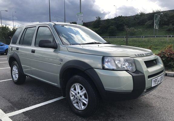 Land Rover Freelander 2005 Facelift