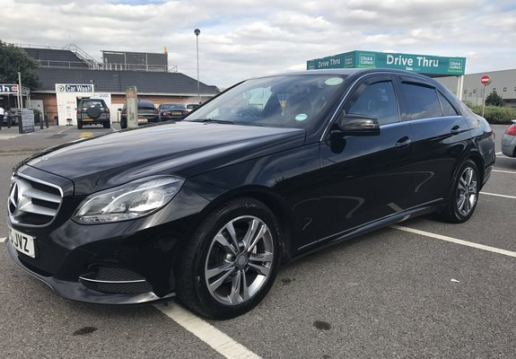 Mercedes-Benz E 220  Bluetec facelift