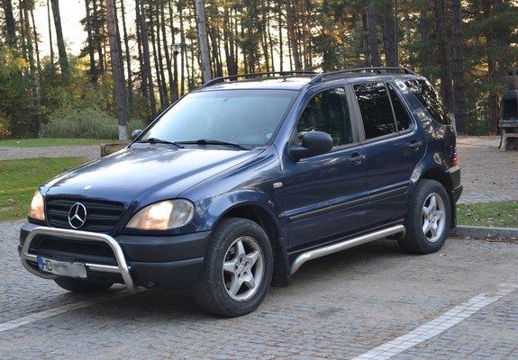 Mercedes-Benz ML 320 Benzina/GPL 1998