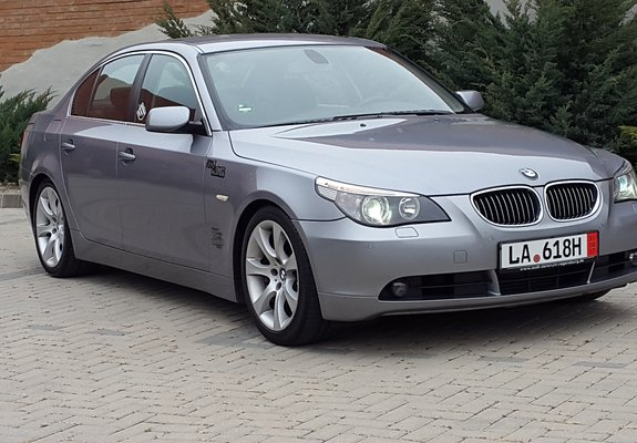 BMW 525 Diesel 2005