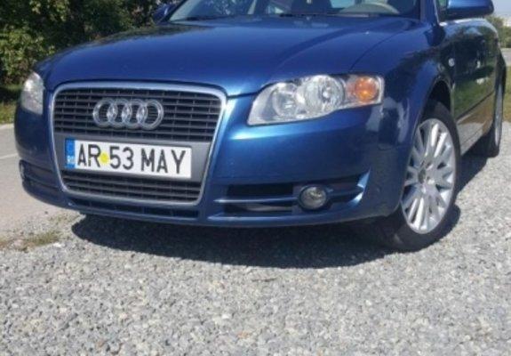 Audi A4 1.9 TDi b7