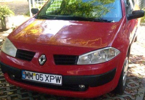 Renault Megane Diesel 2003