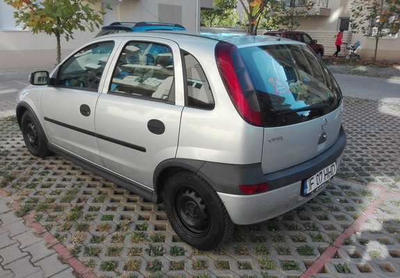 Opel Corsa 2002 C