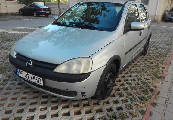 Opel Corsa C  - Normala