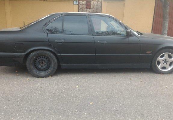 BMW 520  2.0 24v vanos