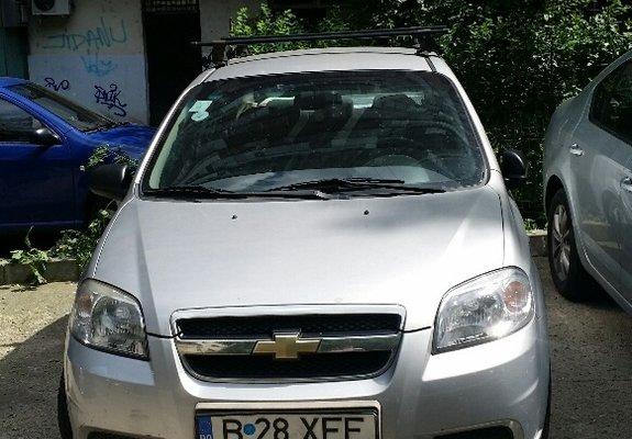 Chevrolet Aveo 2007 1.2 16v Base