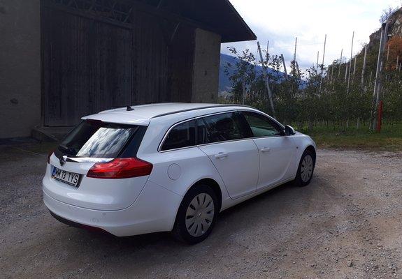 Opel Insignia Diesel 2010