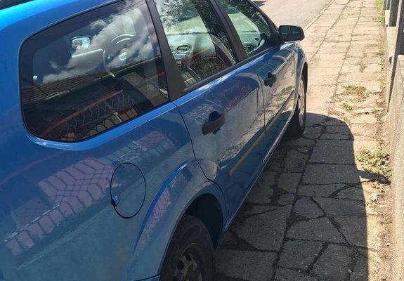 Ford Focus   - Inmatriculata