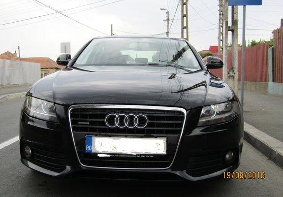 Audi A4 2009 2.0 2.0 tfsi