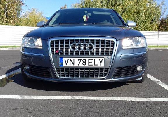 Audi S8 Diesel 2007