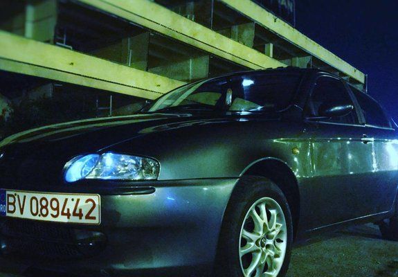 Alfa Romeo 147 Benzina 2001