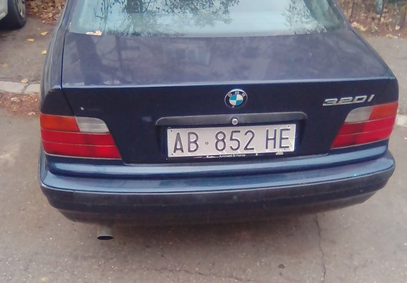BMW 320 Benzina 1994
