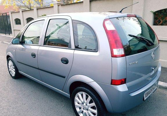 Opel Meriva 2004 2004