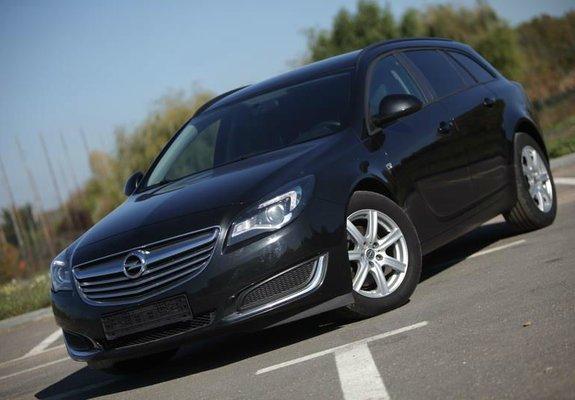 Opel Insignia Diesel 2014