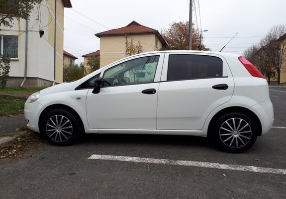 Fiat Grande Punto 1.3 JTD Active 1.3 Multijet