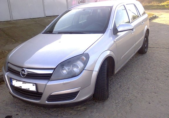 Opel Astra 1.6 twinport  - Break