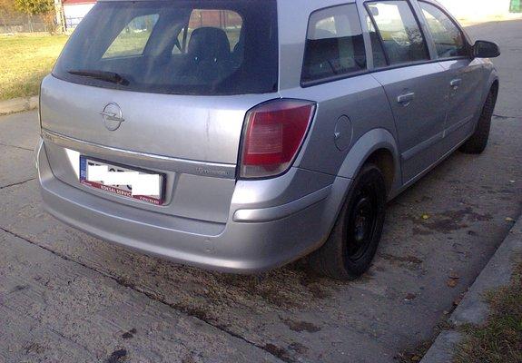 Opel Astra 2005 1.6 twinport