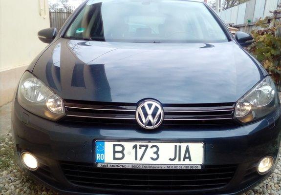 Volkswagen Golf 2011 EURO5