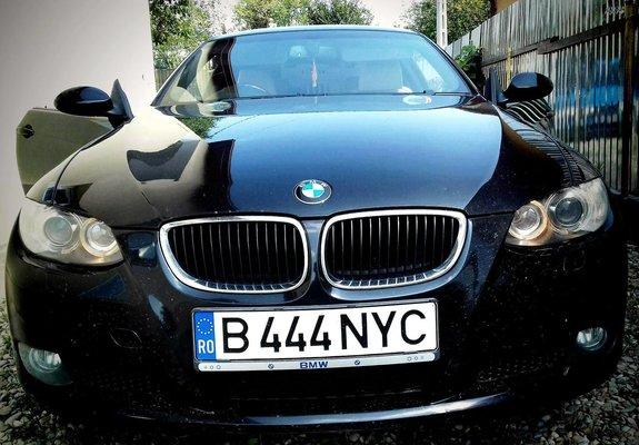 BMW 320 Diesel 2008