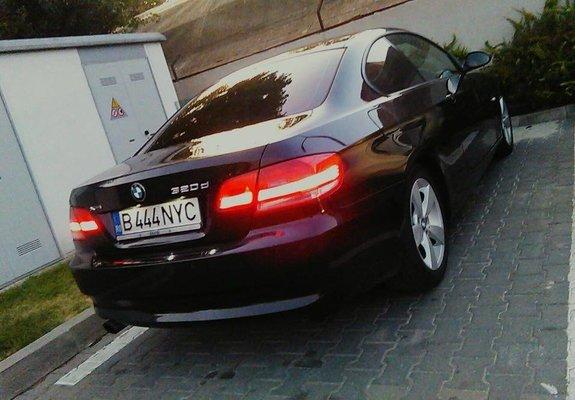 BMW 320 2008 E92