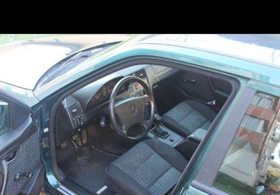 Mercedes-Benz C 180 1995 Vând