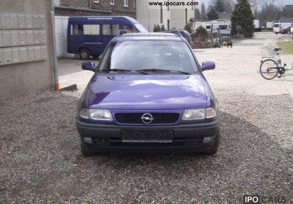 Opel Astra 1997 Caravan