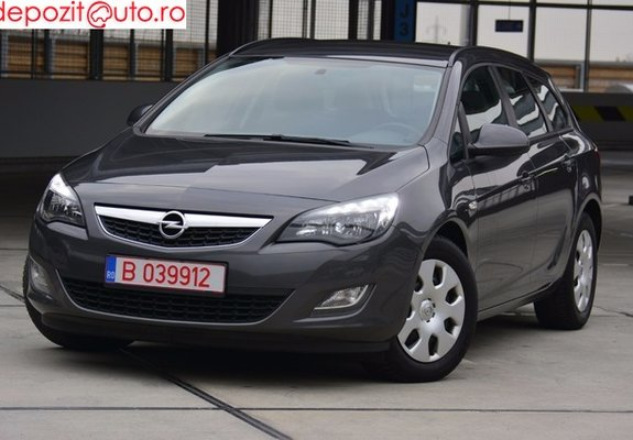 Opel Astra 2012 J