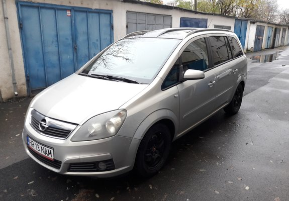 Opel Zafira Benzina 2006
