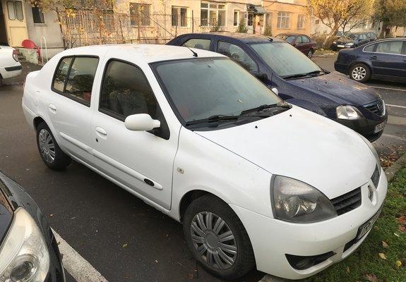 Renault Clio 2006 Symbol