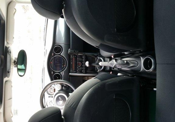 Mini Cooper  John Legend Mini