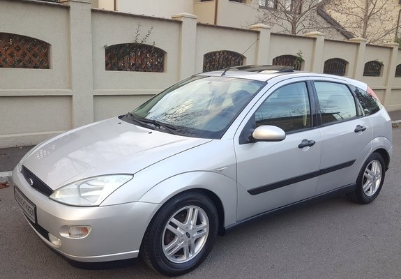 Ford Focus 1.8 Trend