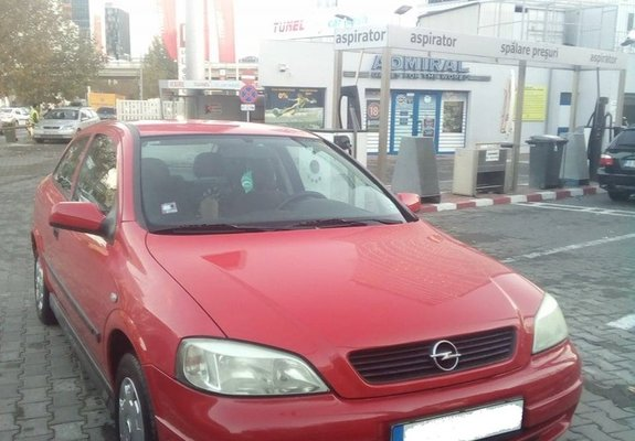 Opel Astra G Benzina 2002