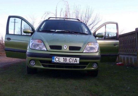 Renault Scenic Benzina 2000