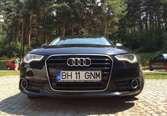 Audi A6 2.0 Professional Multitronic