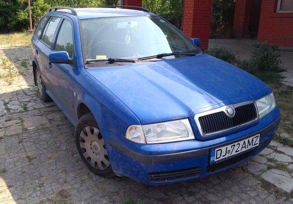 Skoda Octavia Diesel 2005