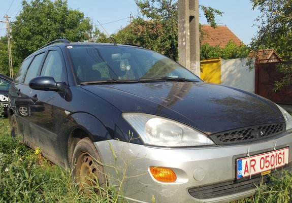 Ford Focus 2000 1.4 Ambiente