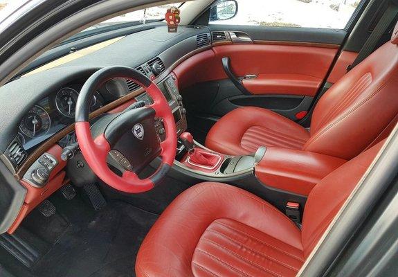 Lancia Thesis 2006