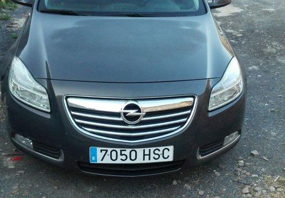 Opel Insignia  berlina