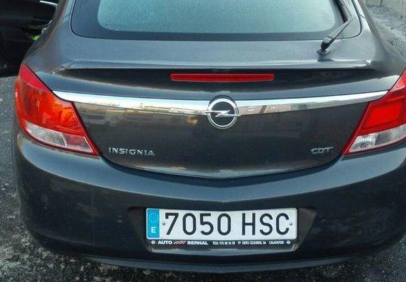 Opel Insignia 2013 berlina