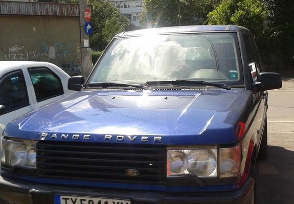 Land Rover Range Rover 1998 P38