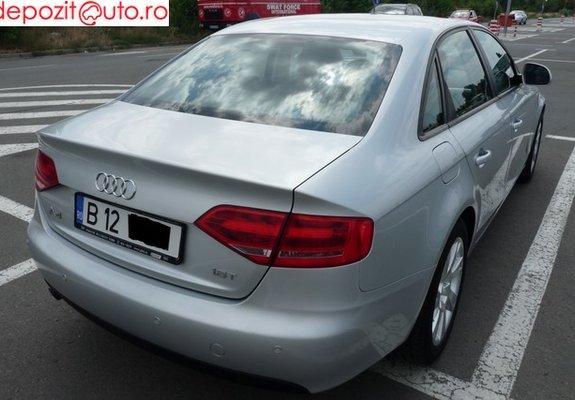 Audi A4 2008 1.8 T TFSI