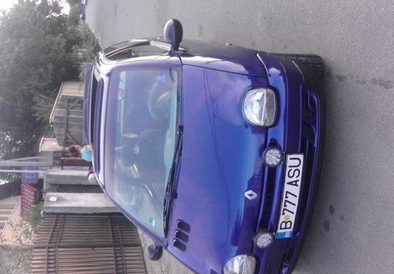 Renault Twingo Benzina 2000