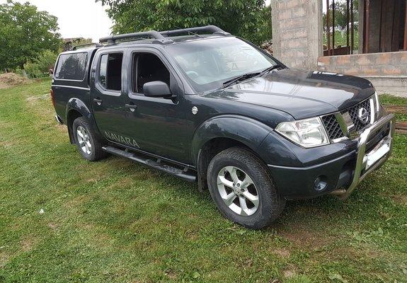 Nissan Navara Diesel 2006