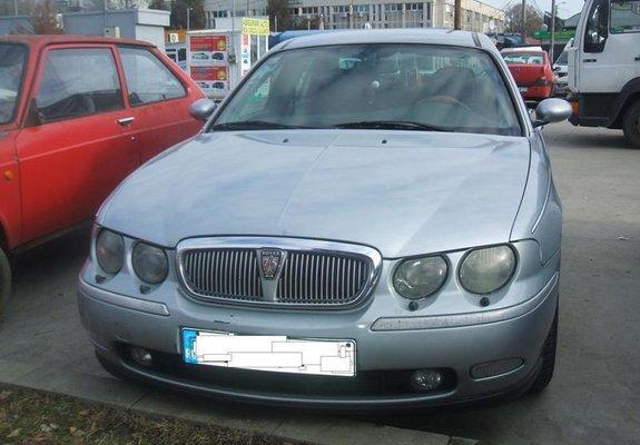 Rover 75 Diesel 2000