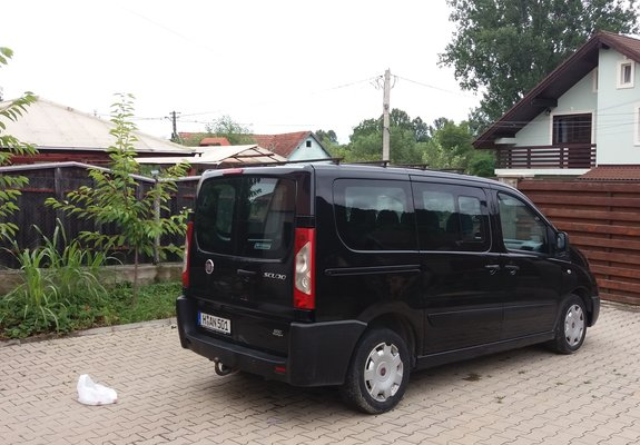 Fiat Scudo Diesel 2009