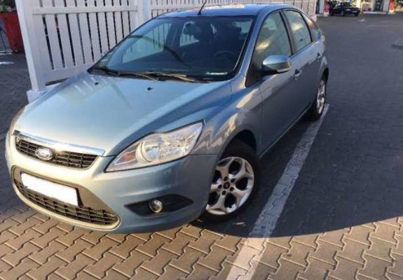 Ford Focus 2008 1.6 Collection