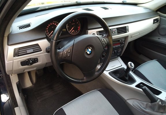BMW 320 d touring  - Break