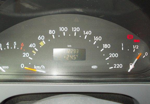 Mercedes-Benz A 160 Benzina 2000