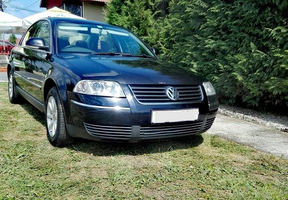 Volkswagen Passat Diesel 2004