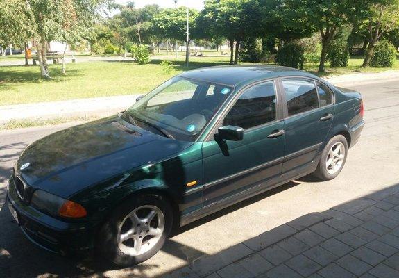 BMW 316 Benzina 1999